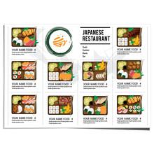 Bento Sushi Set Japanese Food ...