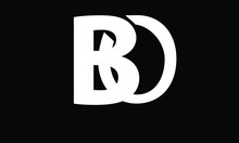 BO Absstract Vector Logo Monog...