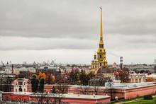 St Petersburg, Russia Views Fr...