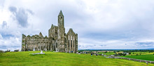 Rock Of Cashel. Cashel. County...