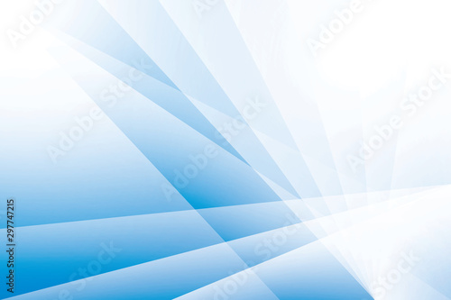 Naklejki abstrakcyjne  abstract-geometric-blue-and-white-color-background-vector-illustration