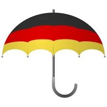 Germany Flag Umbrella