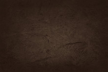 Dark Brown Slate Rock Texture With High Resolution, Background Of Natural Stone Wall.