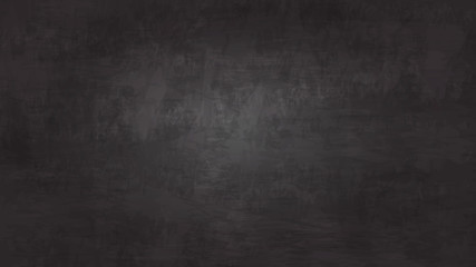 Realistic detailed chalkboard texture background . Vector