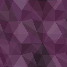 Geometric Pattern. Lilac Broken Glass.