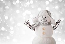 Christmas Snowman, Christmas O...