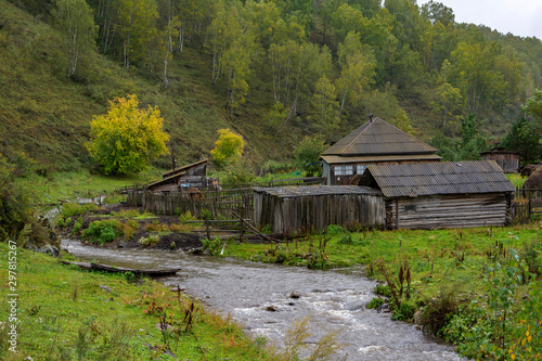 Old Chui tract, a village of Komar on the Sarasa river - 297815267