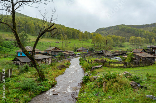Old Chui tract, a village of Komar on the Sarasa river - 297815288