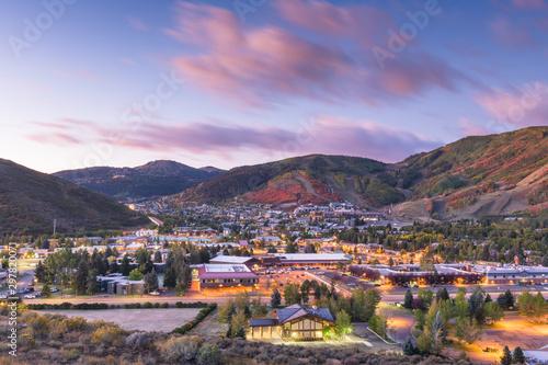 Cuadros en Lienzo Park City, Utah, USA