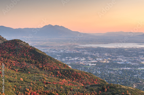 Obraz Provo, Utah, USA - fototapety do salonu