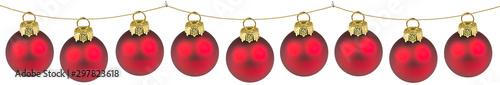 Photo Boules de Noël