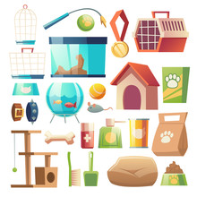 Pet Shop Food And Accessories ...