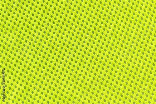 canvas print motiv - Krzysztof Bubel : Texture of fabric yellow material