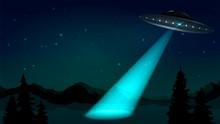 UFO, Alien Space Flight, Space...