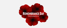 November 11, Remembrance Day, ...