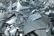 Aluminum Swarfs . Aluminum Met...