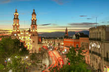 Nuestra Catedral Aguascalientes
