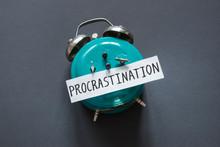 Word Procrastination And Retro...