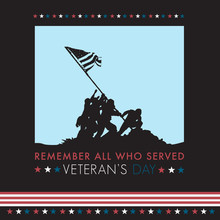 Veteran's Day Remember All Wh...