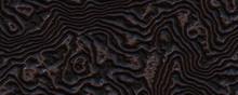 Fractal Liquid Texture Background