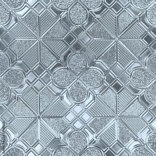 barwiona-szklana-bezszwowa-tekstura-dla-okno-z-geometrycznym-wzorem-3d-ilustracja