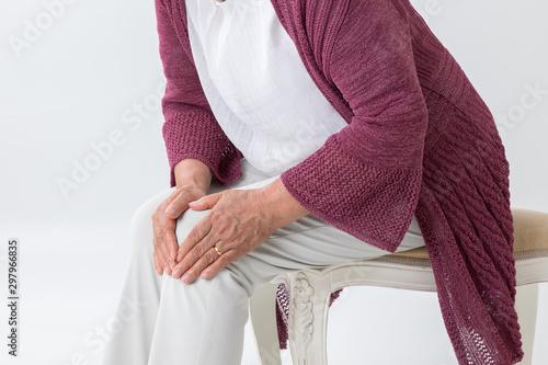 Photo 高齢者の女性