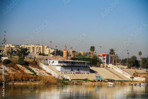 Baghdad Slika na platnu