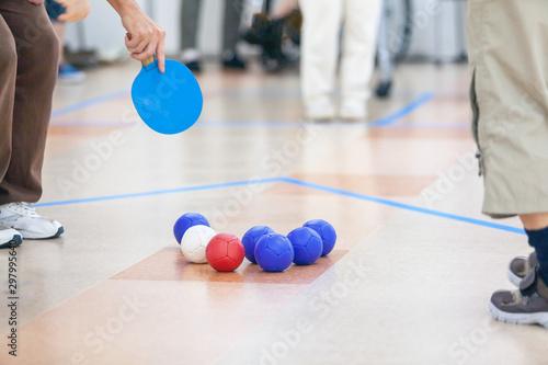 Valokuva  ボッチャ 障害者スポーツ レクレーション
