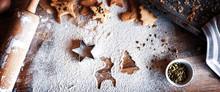 Christmas Cookies Bakery