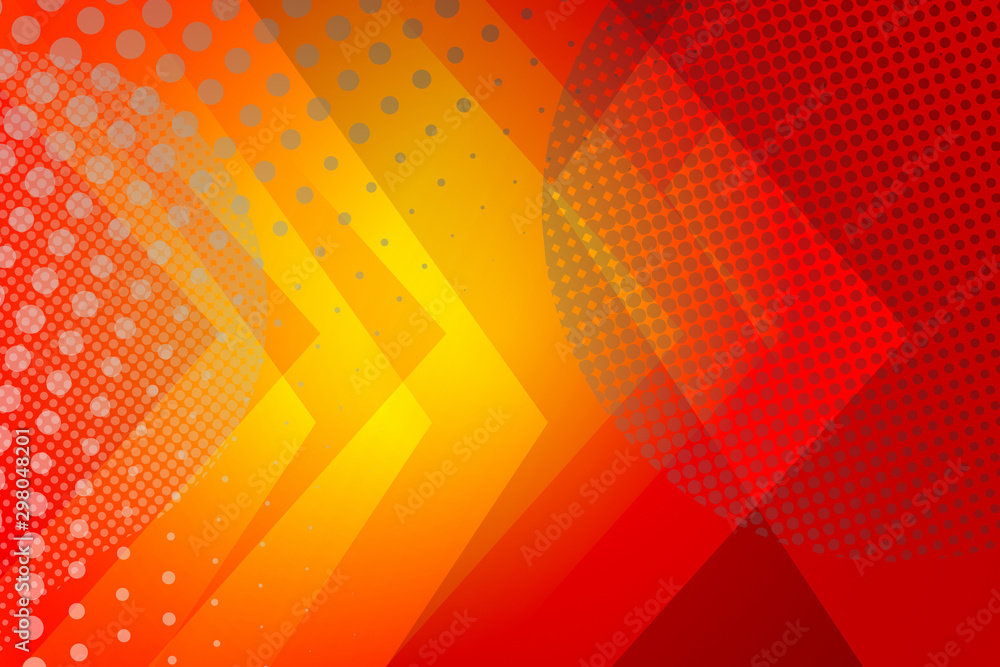 Fototapety, obrazy: abstract, design, illustration, wallpaper, envelope, mail, blue, paper, orange, business, letter, red, white, yellow, graphic, texture, pattern, geometric, 3d, light, post, concept, backdrop, origami