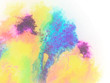 Colorful abstract vector background. Watercolor painting. Abstract painting, background for wallpapers, posters, cards, invitations, websites
