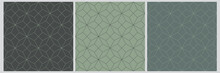 Seamless Pattern Abstract Star...