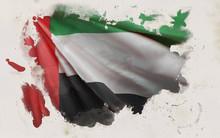 United Arab Emirates Flag, Ua...