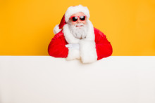 Portrait Of Funky Funny Santa ...