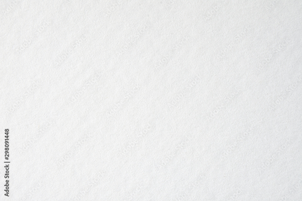 Fototapety, obrazy: Abstract white paper texture background.