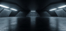 Sci Fi Futuristic Background C...