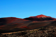Picturesque View Of Volcanic T...
