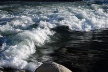 White Water River Rapids.