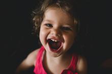 A Big Smile Portrait