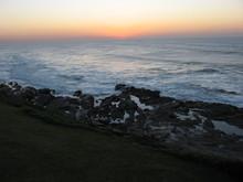 Dawn Beaking Over The Indian O...