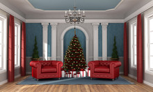 Waiting Christmas In A Luxury ...