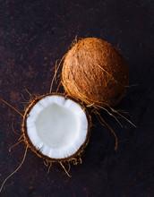 Cracked Coconut Split