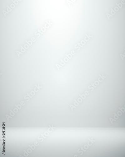 3D Illustration Fototapet