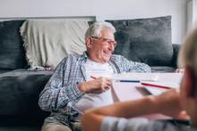 A Day With A Grandpa
