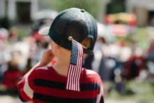 Boy At Parade