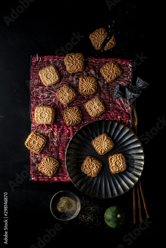 Asian Style cookies