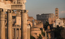 Trian And Roman Forum / Ancien...