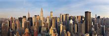 Aerial View Of Chrysler Buildi...