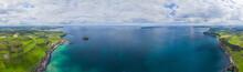 Panoramic Aerial View Of Atlan...