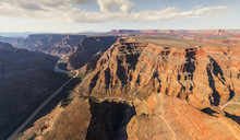 Aerial View Of Grand Canyon, USA